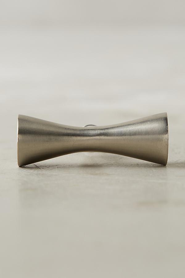 Ballast Knob - Silver