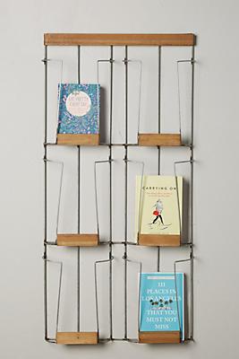 Slide View: 1: Little Library Shelf