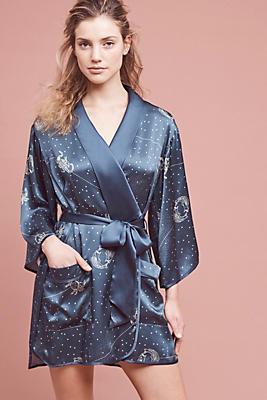 Dear Bowie Astrology Kimono Robe
