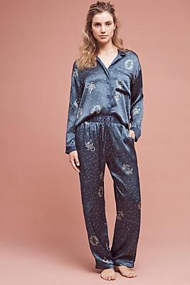 Dear Bowie Astrology Pajama Set