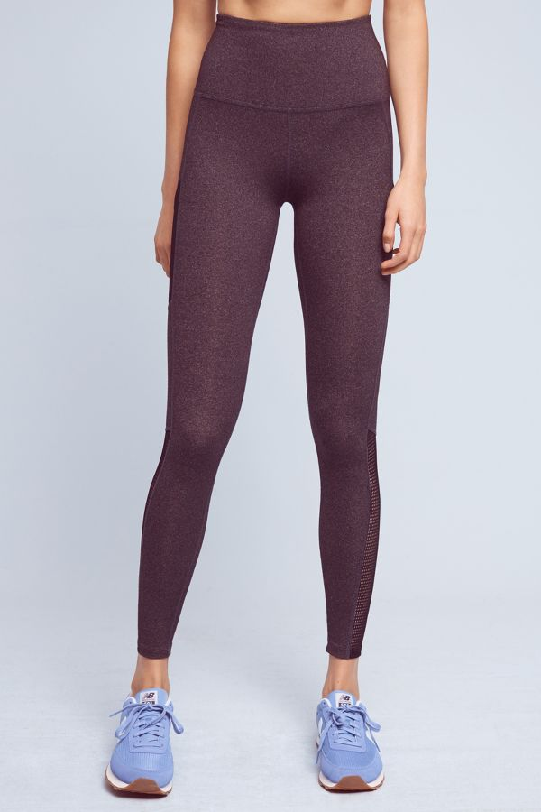 Beyond Yoga Mesh Behavior High-Waisted Leggings
