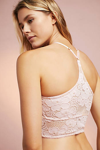 Slide View: 4: Madalynne Intimates Nina Halter Bra