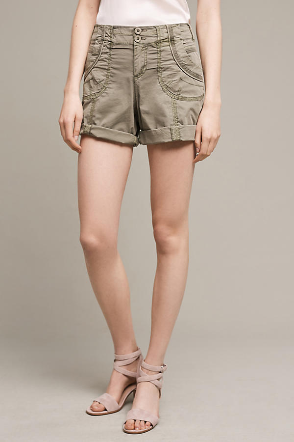 Slide View: 2: Katie Roll-Up Shorts