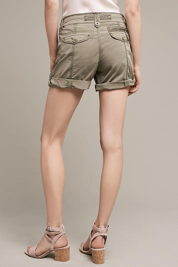 Slide View: 4: Katie Roll-Up Shorts