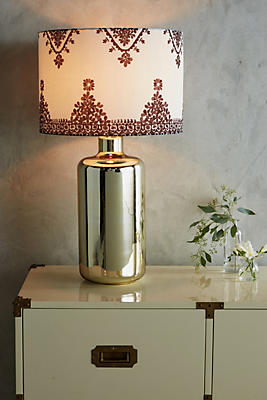 Slide View: 2: Temperance Table Lamp