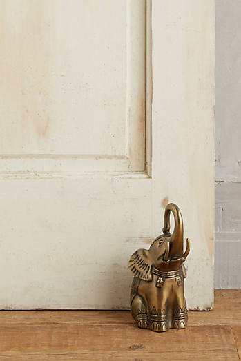Royal Elephant Doorstop