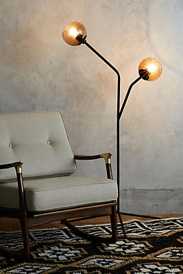 Slide View: 2: Dichotomy Floor Lamp