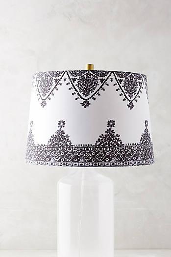 Unique Lamp Shades Anthropologie