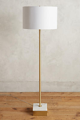Slide View: 1: Anchorage Floor Lamp