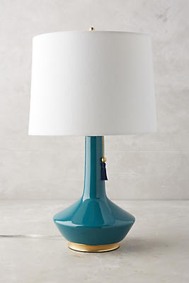Slide View: 1: Angelica Lamp Ensemble