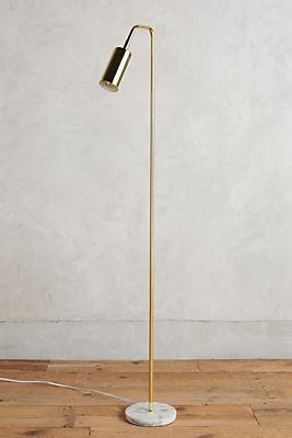 Slide View: 1: Minimal Floor Lamp