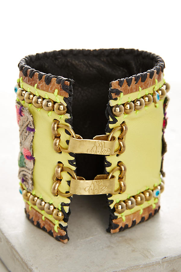 Slide View: 2: Lyra Wrap Bracelet