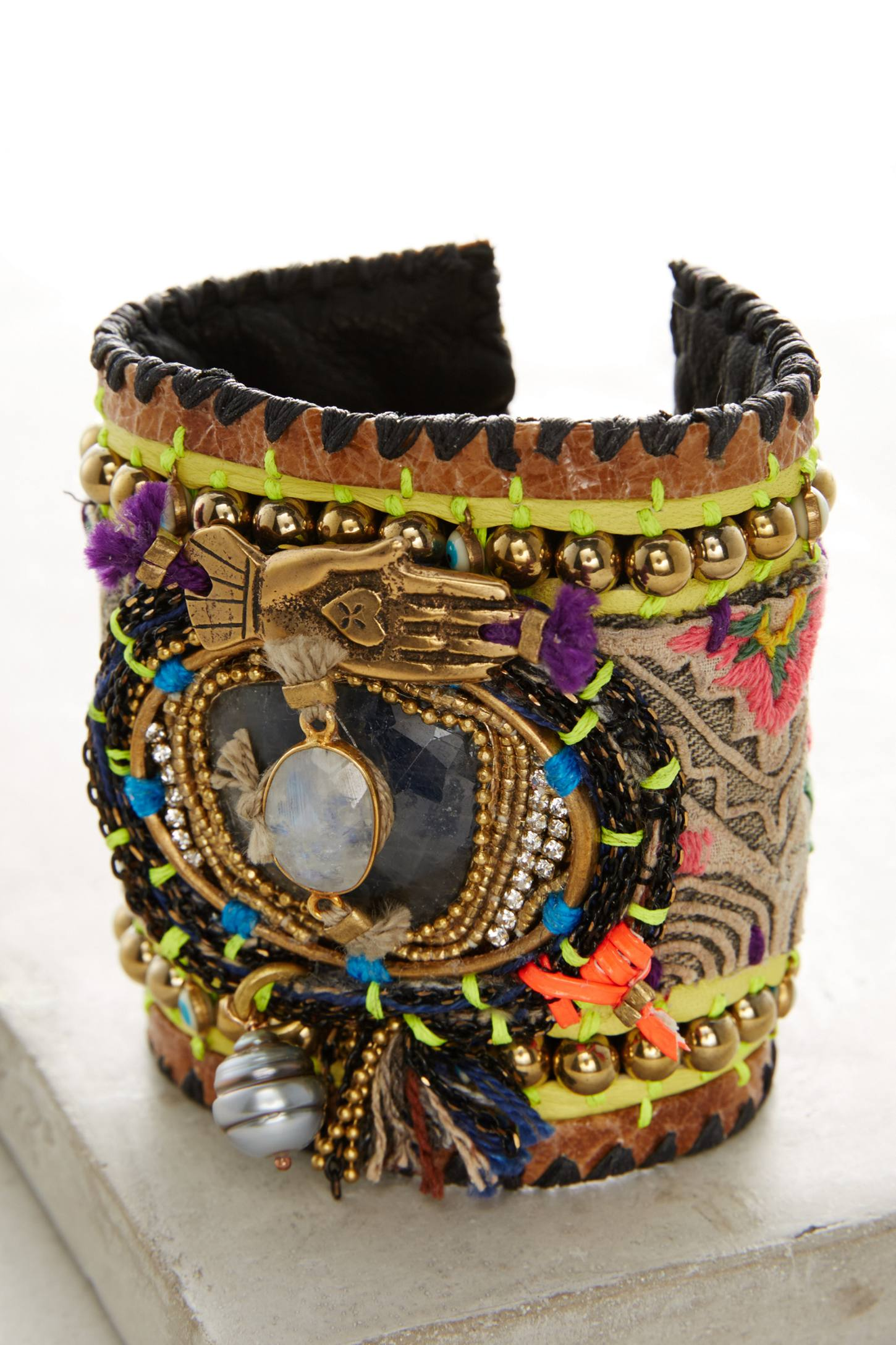 Slide View: 1: Lyra Wrap Bracelet