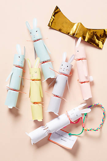 Wee Bunny Party Crackers