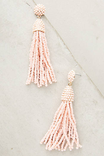 Pinata Beaded Drop Earrings