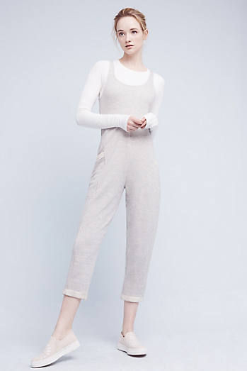 Terry Lounge Jumpsuit