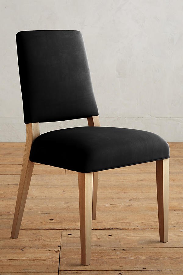 Slide View: 1: Velvet Farwood Chair