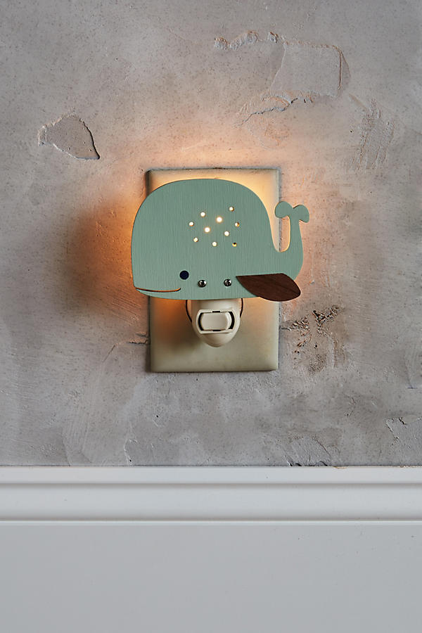 Slide View: 3: Lampe de nuit Peaceful Animal