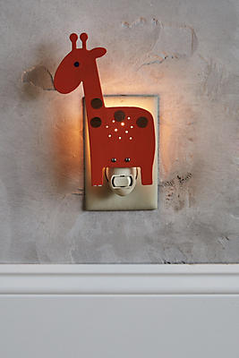 Peaceful Animal Night Light
