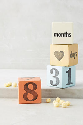 Baby Days Blocks