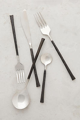 Slide View: 1: Forged Flatware