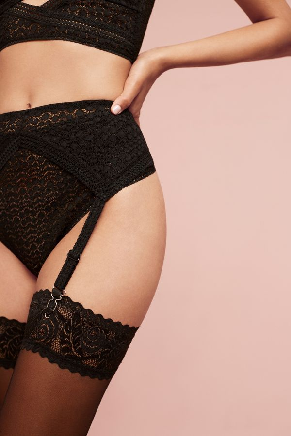 Else Else Pebble Garter Belt