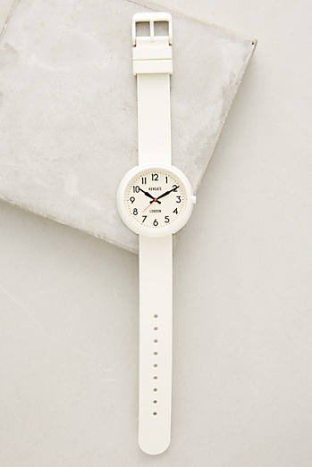 Electric Minky White Watch
