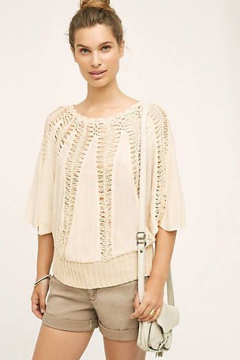 Sweetfern Peasant Top