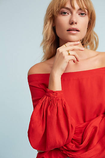 Poppy Bell Blouse