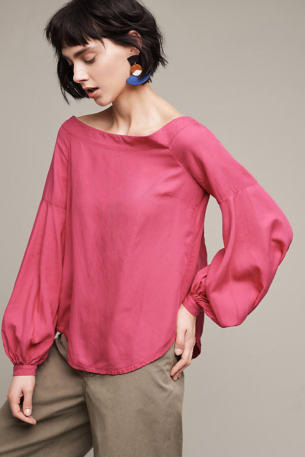 Slide View: 1: Mazza Off-The-Shoulder Top