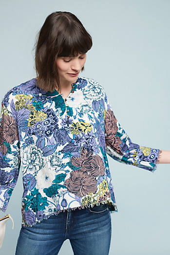Morgan Printed Top