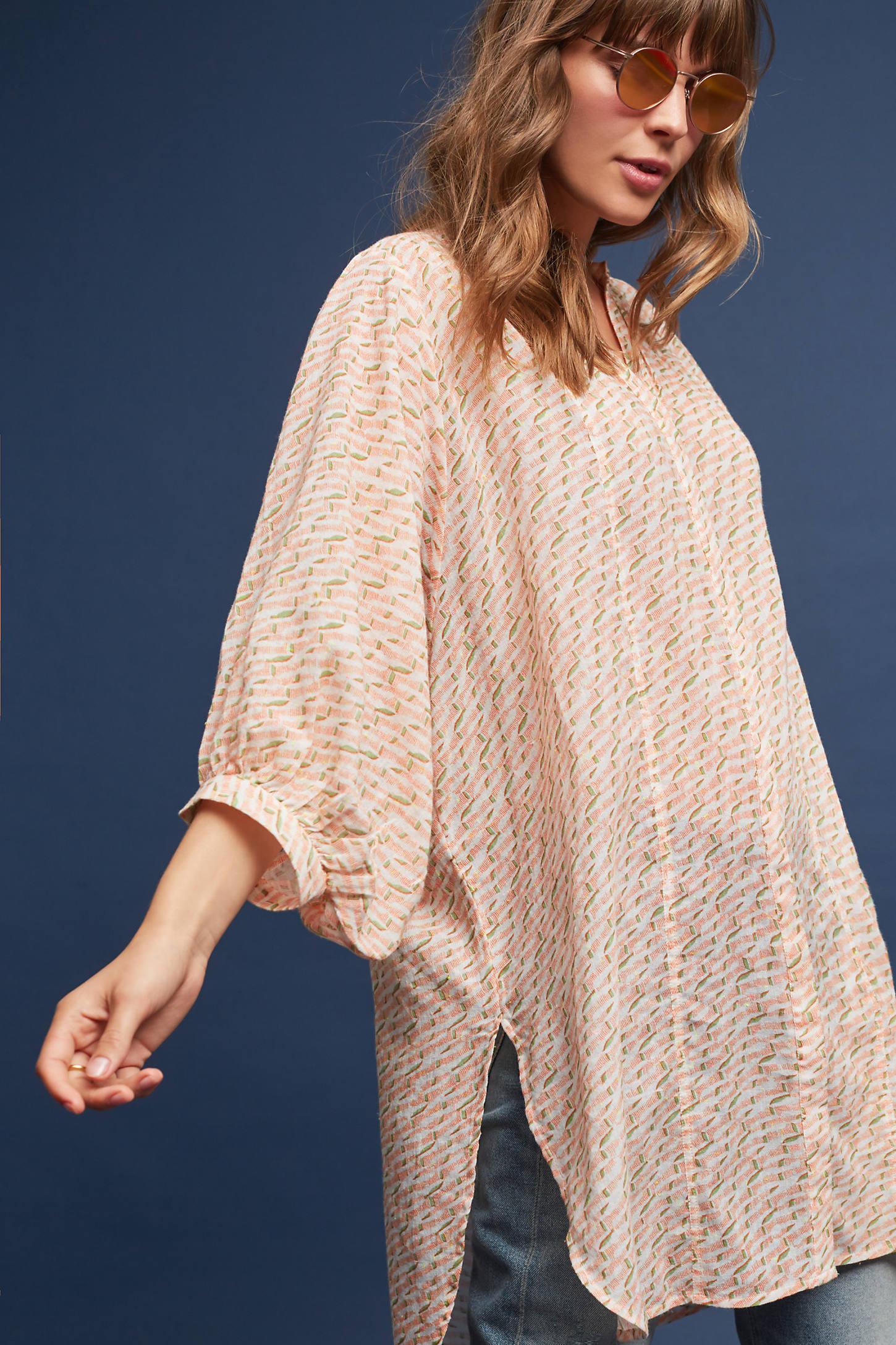 Yarn-Dyed Tunic