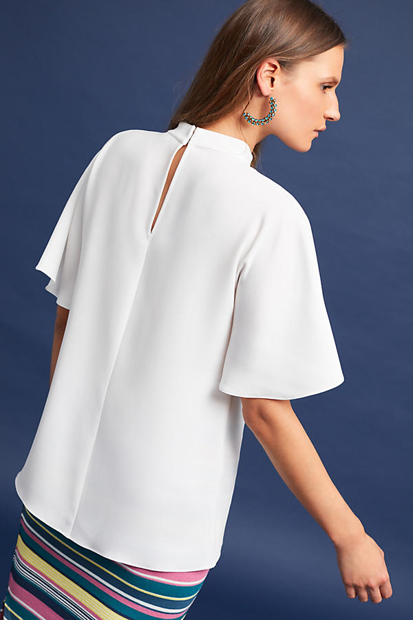Slide View: 3: Fallon Cutout Top