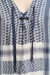 Thumbnail View 2: Indiana Printed Blouse, Blue