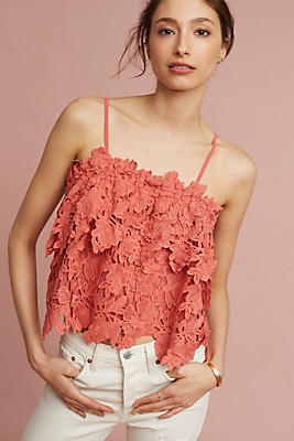 Slide View: 1: Cory Lace Cami