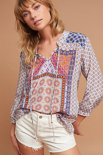 Josie Printed Top