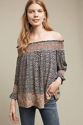 Savanne Off-The-Shoulder Top