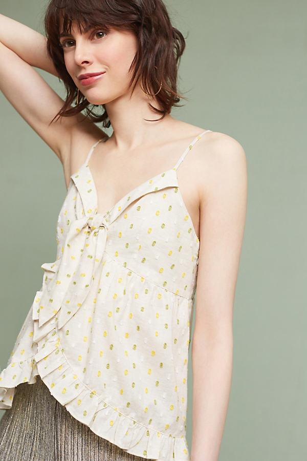 Shay Cami, Cream - Cream, Size M