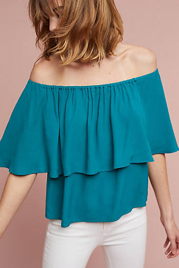 Maya Off-The-Shoulder Top