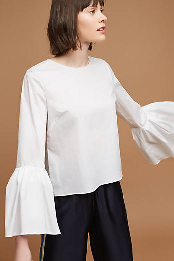 Blouses for Women, Lace & Peplum Tops | Anthropologie