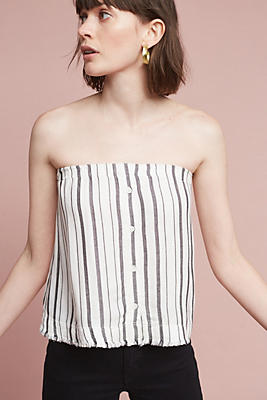 Slide View: 1: Cooper Strapless Top