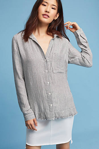 Daryl Textured Buttondown Shirt