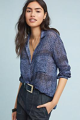 Slide View: 1: Cloth & Stone Tiffany Buttondown