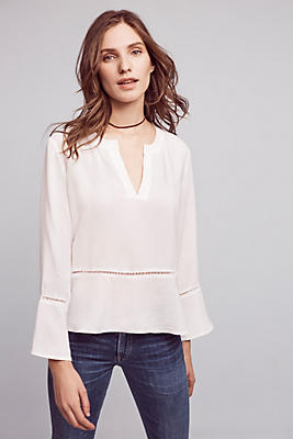 Ladder Lace Henley