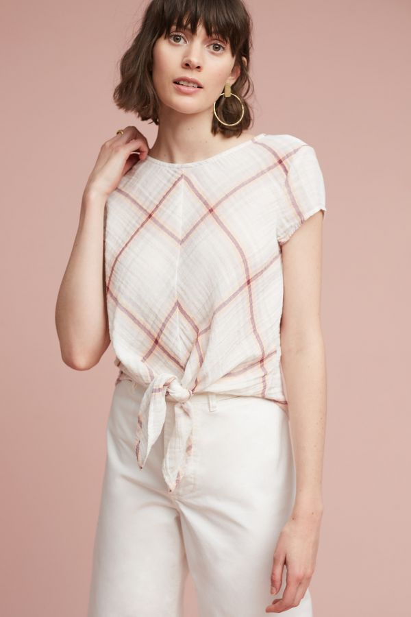 Cloth & Stone Mina Blouse