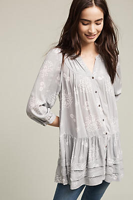 Pavin Buttondown Tunic