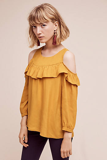 Brearly Open-Shoulder Top