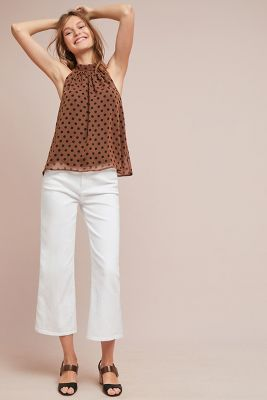 Palais Polka Dot Blouse by Eri + Ali