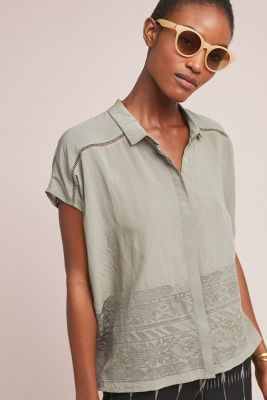 Emerado Textured Top by Eri + Ali