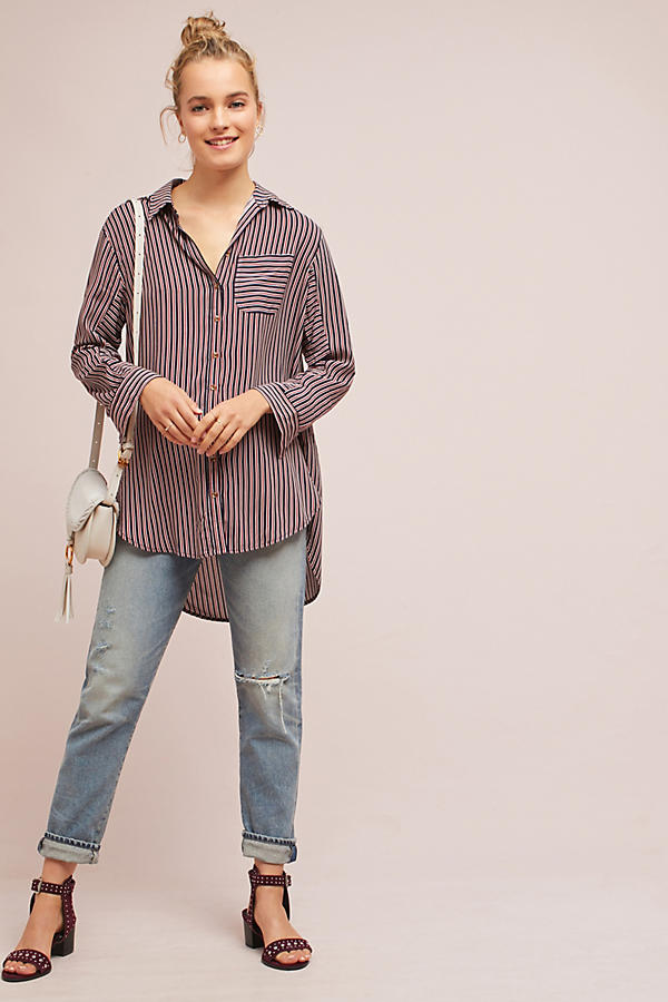 Slide View: 5: Adelaide Poplin Shirt